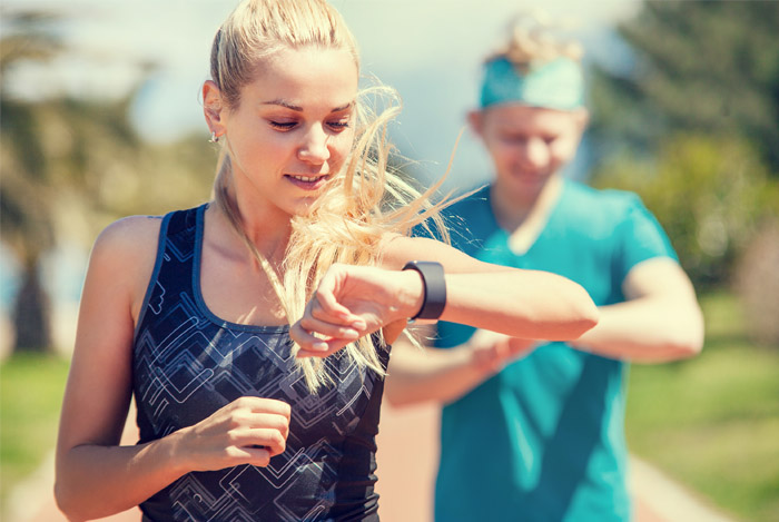 alergat pentru slabit