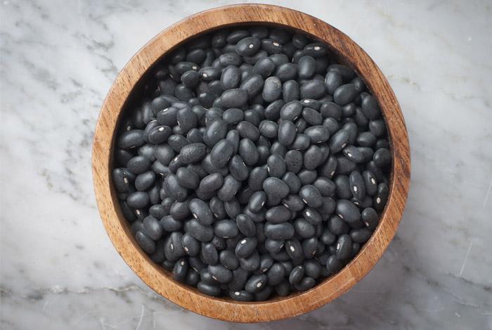 fasole neagră