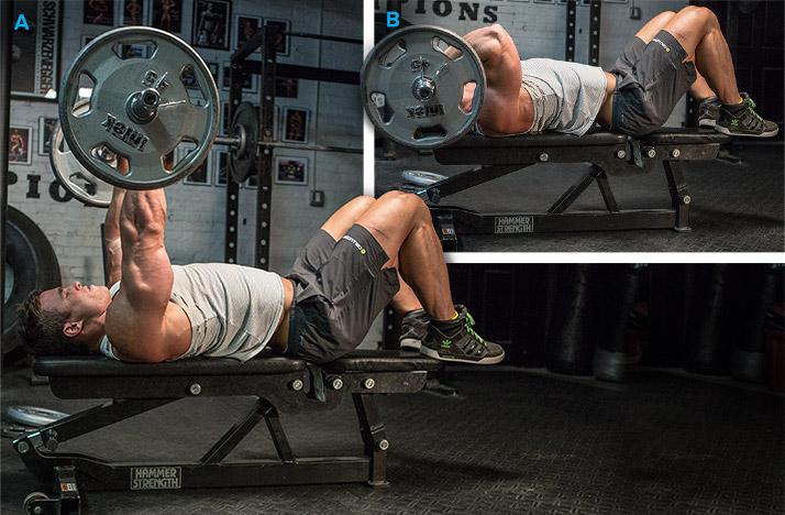 Antrenament pentru triceps