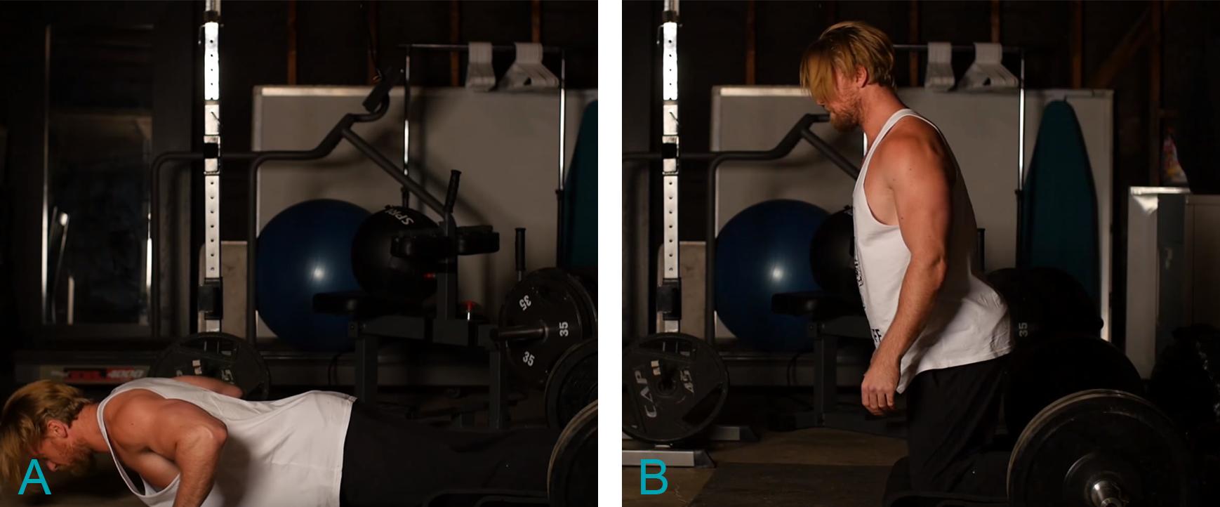 Exercitii acasa pentru masa musculara