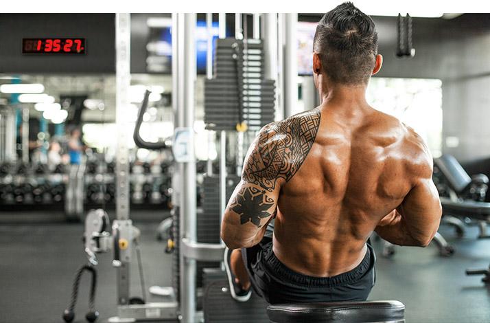 Cum să pui Masă Musculară Natural