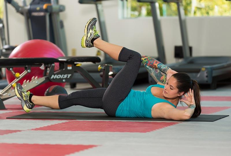 Cel mai bun antrenament pentru abdomen