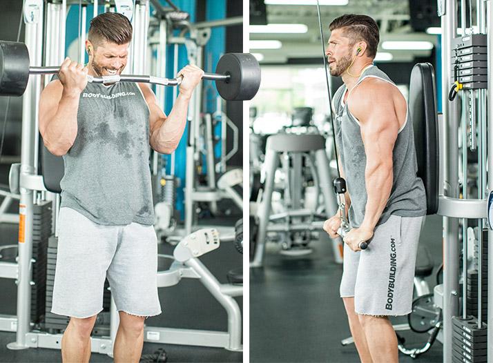 Cum să maximizezi Pomparea Mușchilor