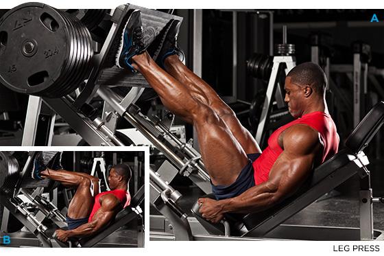 Exerciții pentru Forță și Masă Musculară