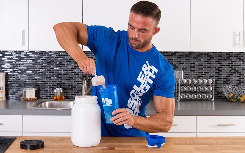 Cele mai bune Proteine pentru Masă Musculară