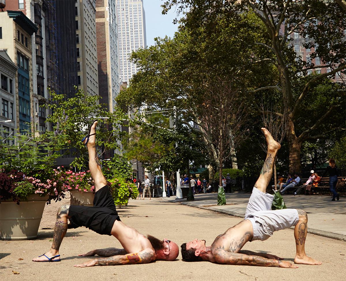 5 Exerciții cu Greutatea Corpului pe care Trebuie să le Faci